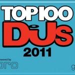 DJMag TOP 100 DJ's 2011