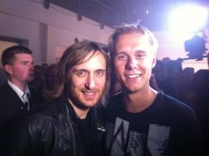 Лучший DJ 2011 года и лучший DJ 2010 года