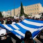 Долги, проблемы в Греции - заставляют задуматься население Европы