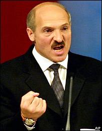 Лукашенко против Запада