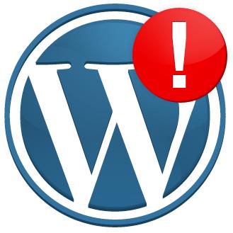 error_log, WordPress, постоянно уменьшается свободное место на хостинге